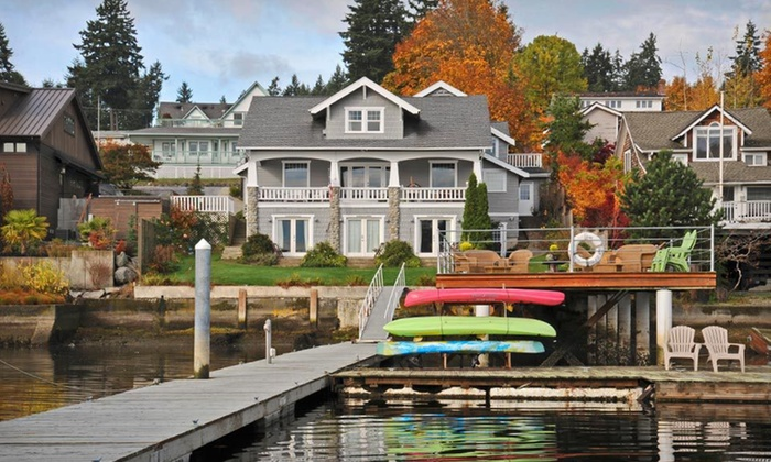 Waterfront Inn - Gig Harbor: One- or Two-Night Stay at Waterfront Inn in Gig Harbor, WA
