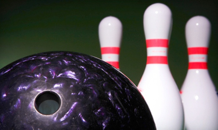 Pinboys at the Beach - Northeast Virginia Beach: $7 for Three Games of Bowling at Pinboys at the Beach in Virginia Beach (Up to $17.25 Value)