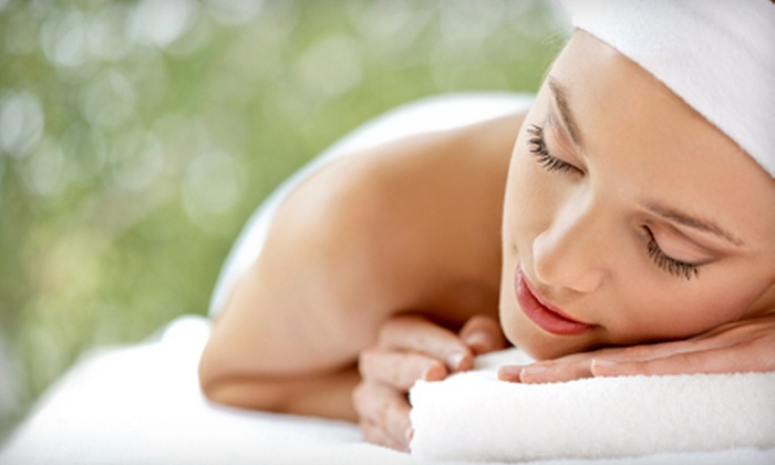 The Whole You Spa - Riverdale: 60-Minute Relax Massage, 45-Minute Aromaplastie Facial, or Both at The Whole You Spa (57% Off)