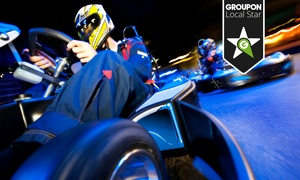 M4 Karting: Go-Karting: 30 Laps and Membership For One or Two from £14.50 at M4 Karting