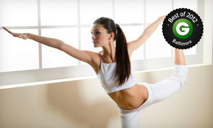 Bikram Yoga - Multiple Locations: 10 or 20 Classes at Bikram Yoga (Up to 85% Off)