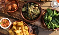 Three-Course Meal with Mojitos for Two The Cuban Bristol (Up to 52% Off)