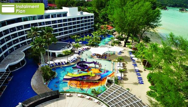 Stay at Hard Rock Hotel Penang 0