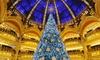 Shopping de Noël à Paris
