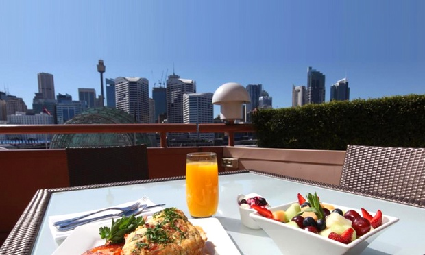 Darling Harbour: 4.5* Mystery Stay 4