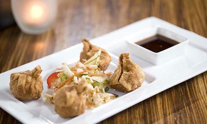 Mélange - Ann Arbor: $35 for $60  Worth of Upscale Asian Fusion Cuisine at Mélange