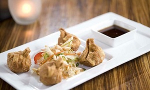 Mélange: $35 for $60  Worth of Upscale Asian Fusion Cuisine at Mélange