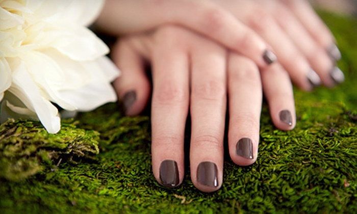 4ever21 Beautique - Carlsbad: One or Two Manicures or Pedicures at 4ever21 Beautique (Up to 55% Off)