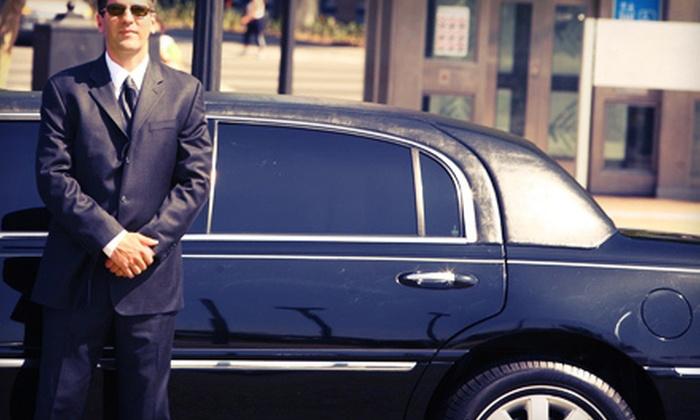 U.S. Limousine Service - Manhasset: $50 for $100 Worth of Luxury Transportation from U.S. Limousine Service