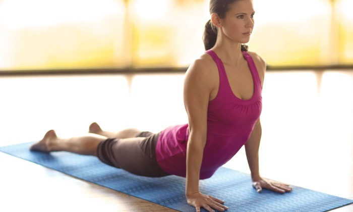 Gaiam: Premium Yoga and Fitness Accessories and Organics for the Home from Gaiam (50% Off). Two Options Available.