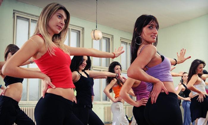 Nan's School of Dance - Lake Jeanette Studio: 10, 15, or 20 Zumba Classes at Nan's School of Dance (Up to 70% Off)