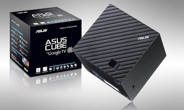 ASUS Cube with Google TV: ASUS Cube with Google TV