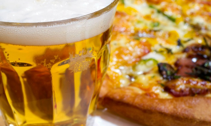 Rosati's Pizza - Scottsdale: Pizza and Beer for Two or Four at Rosati's Pizza (Up to 45% Off)