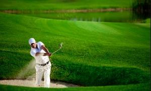 Lausitzer Golfclub: 8 Std. Golf-Kurs DGV-Platzreife, optional mit Golfschläger als Geschenk, auf dem Lausitzer Golfclub (bis zu 67% sparen)