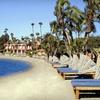 Stay at The Catamaran Resort Hotel or Bahia Resort Hotel in San Diego