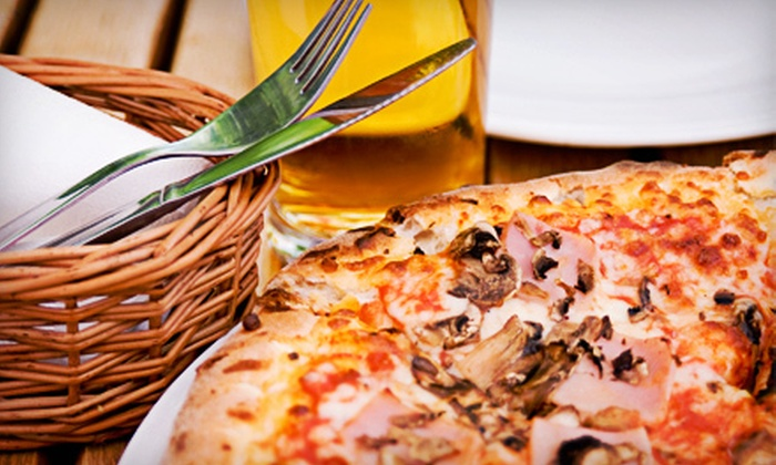 Pint and Slice Angola - Angola: $10 for $20 Worth of Pizza and Drinks at Pint and Slice Angola