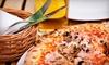 Pint and Slice Angola - Angola: $10 for $20 Worth of Pizza and Drinks at Pint and Slice Angola