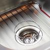 Chrome-Plated Steel Sink Saver