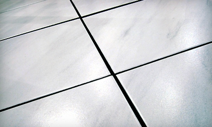 Be Clean LLC - Louisville: $99 for Up to 250 Square Feet of Floor Tile and Grout Cleaning from Be Clean LLC (Up to $375 Value)