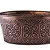Antique Copper Party Tubs