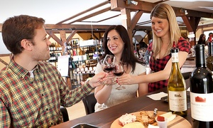 Haight Brown Vineyard: Wine Tasting and Tour with Cheese and Souvenir Glasses for Two or Four at Haight-Brown Vineyard (Up to 49% Off)