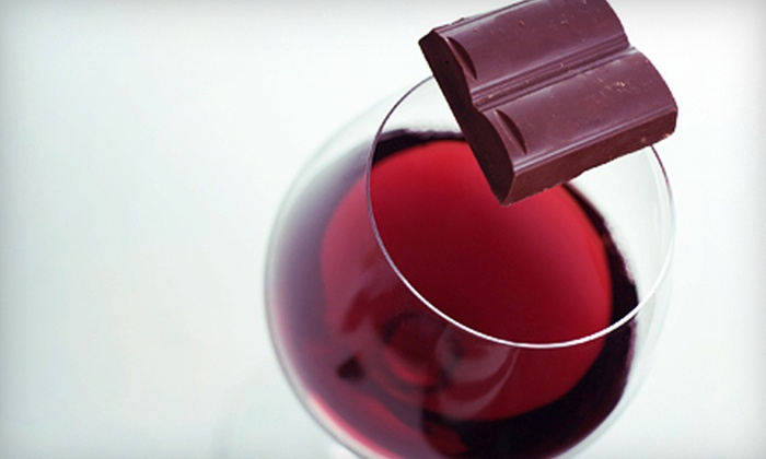 Vintner's Cellar of Greater Sacramento - Rancho Cordova: $39 for Wine and Chocolate Pairing for Two at Vintner's Cellar of Greater Sacramento in Rancho Cordova ($80 Value)