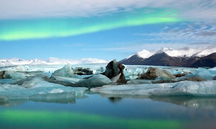 ✈ Reykjavik: 25 Nights with Return, Regional Flights Included, Northern Lights Tour and Option for Additional Tours*