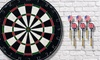 TG Pro Style Bristle Dartboard Set: $29.99 for a TG Pro Style Bristle Dartboard Set with 6 Darts ($59.99 List Price). Free Shipping and Returns.