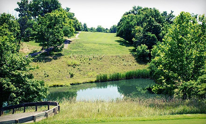 Dearborn Country Club - Lawrenceburg: 18-Hole Round of Golf for Two or Four with Cart Rental at Dearborn Country Club (Up to 53% Off)