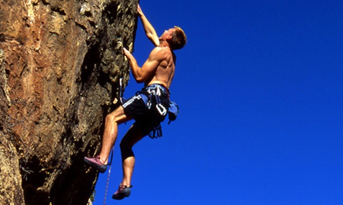 Front Range Climbing Company - Colorado Springs: Four-Hour Climbing Trip with Guide and Gear for One or Two from Front Range Climbing Company (Up to 67% Off)
