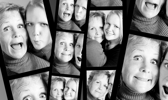 Smashbooth - Las Vegas: 180-Minute All-Digital-Photo-Booth Rental from Smash Booth (50% Off)