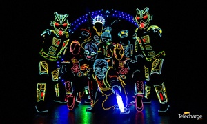 """""""iluminate: Artist Of Light"""" At New World Stages On September 3��29 (up To 42% Off)"""