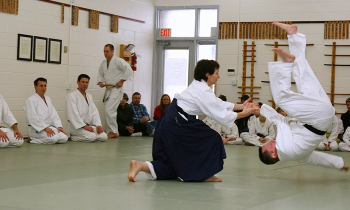 Georgetown Aikido - Georgetown: One Month of Unlimited Classes or 10 Classes at Georgetown Aikido (Up to 64% Off)