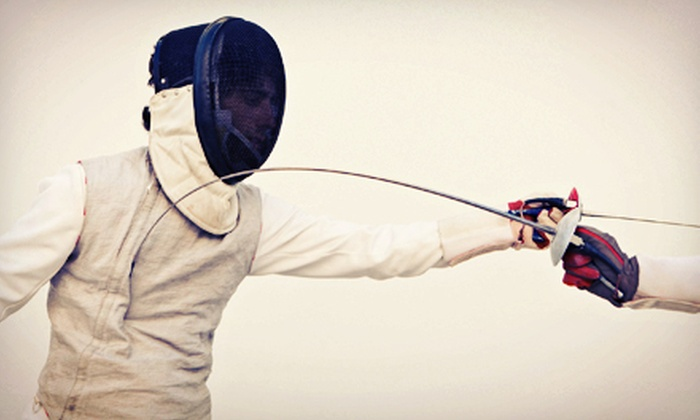 Utah Sport Fencing Center - Orem South: One, Two, or Four Two-Hour Fencing Classes at Utah Sport Fencing Center (Up to 62% Off)
