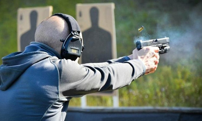 WV Defensive Firearms Training - Beckley Gun Club: Firearm Training Courses for One or a Private Lesson for Two at WV Defensive Firearms Training (Up to 51% Off)