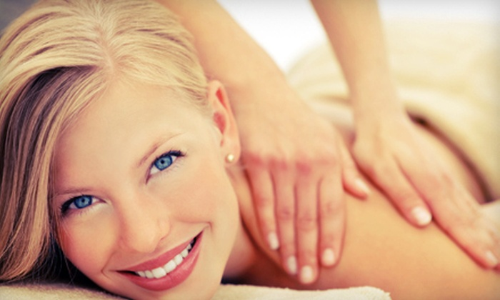 Excelsior Nails & Spa - Excelsior: 80-Minute Relaxation Massage or a Regular or Couples Hot-Stone Massage at Excelsior Nails & Spa (Up to 55% Off)