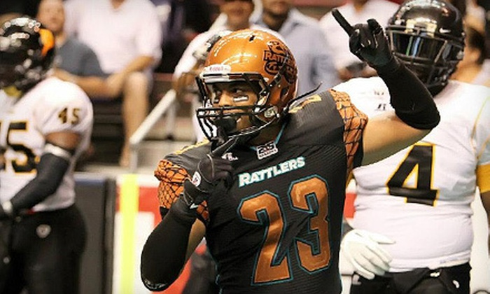 Arizona Rattlers - Talking Stick Resort Arena: Arizona Rattlers Game for Two or Four at US Airways Center on July 6 (Up to 60% Off). Four Options Available.