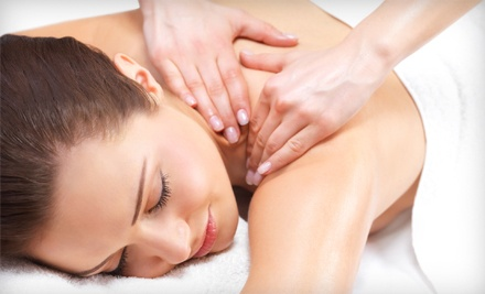 One or Two 60-Minute Massages with Chiropractic Evaluation at Wellness Associates (Up to 79% Off)