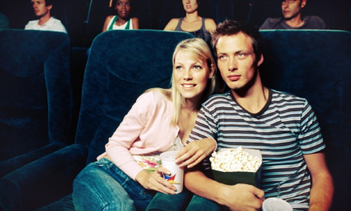 Spotlight Theatres - Cordele: $5 for Movie and a 46-Ounce Popcorn at Spotlight Theatres (Up to $13 Value)