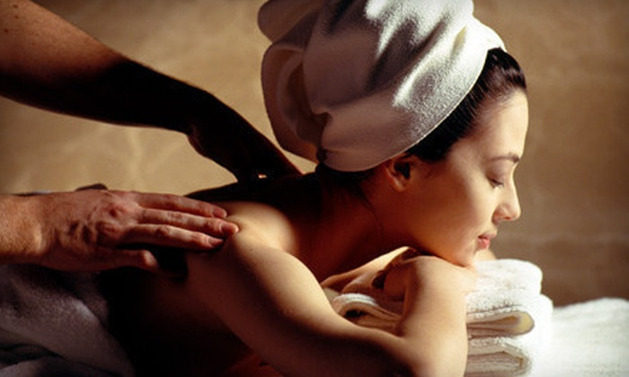A Massage Palace & Spa - Wichita: Back Facial or One or Three 60-Minute Swedish or Prenatal Massages at A Massage Palace & Spa (Up to 59% Off)
