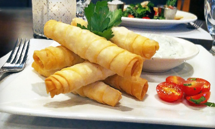 Eko Lounge Patio - Three Chopt: $12 for $25 Worth of Lounge Fare, Cigars, and Hookah at Eko Lounge Patio in Glen Allen