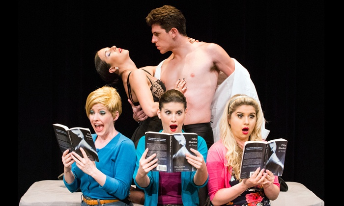 """50 Shades! The Musical"" - Warner Theatre: ""50 Shades! The Musical"" at Warner Theatre on January 16–18 (Up to 40% Off)"
