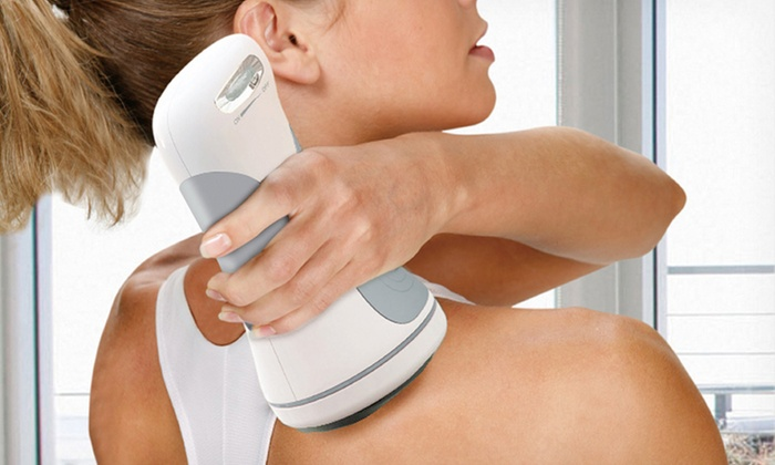 Vibra-Spin Therapeutic Massager: $39.99 for Vitagoods Vibra-Spin Therapeutic Muscle Massager ($99 List Price). Free Shipping and Returns.
