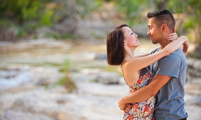 """Frio Canyon Photo - San Antonio: $65 for a One-Hour Photo Shoot with 8""""x10"""", 5""""x7"""", and Wallet-Size Prints at Frio Canyon Photo ($180 Value)"""