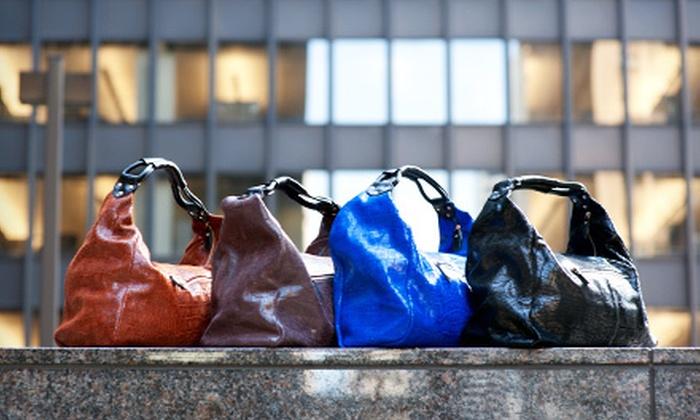 55 For A Lola Bernard Leather Handbag