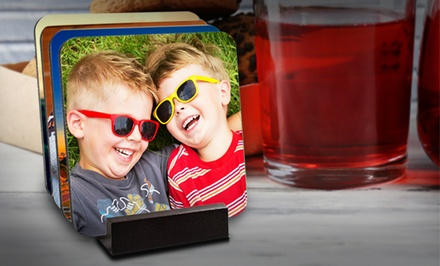 Custom Photo Coaster Sets from Picture It On Canvas from $15.99–$31.99