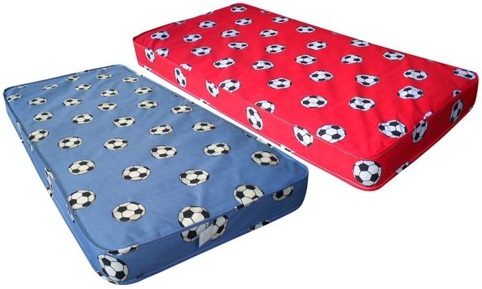 Kidsaw Single 3ft Football Mattress from £52