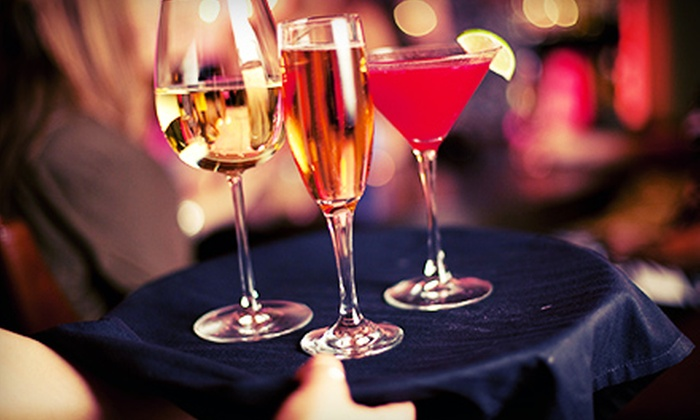 Sababa Restaurant and Lounge - Los Angeles: Party Package for up to 10 People, or Wine or Martini Tasting for Two at Sababa Restaurant and Lounge (Up to 50% Off)