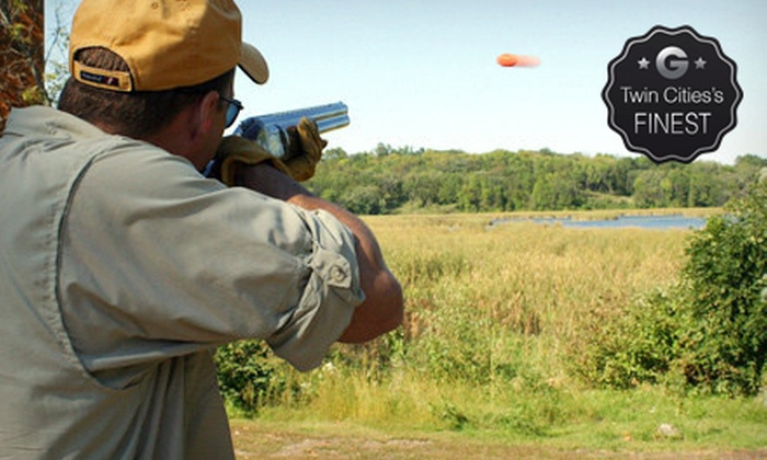 The Minnesota Horse & Hunt Club - Prior Lake: Sporting-Clays Shooting for 2 at The Minnesota Horse & Hunt Club in Prior Lake (Up to 55% Off). 3 Options Available.