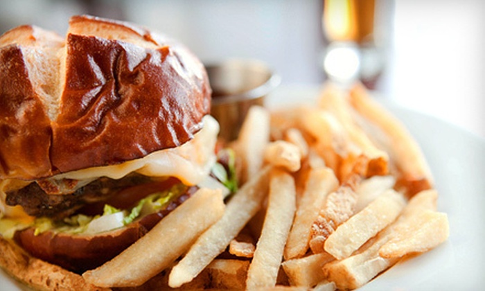 Senor O'Malley's - Five Points: $10 for $20 Worth of Burgers, Tacos, and Pub Food at Senor O'Malley's